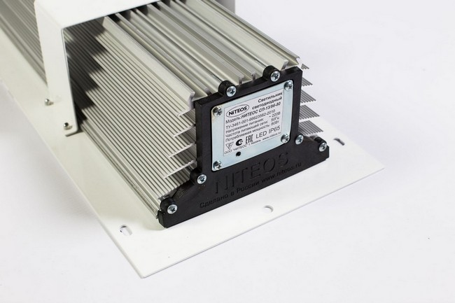 Светодиодное освещение АЗС АЗС NT-OIL 80Вт