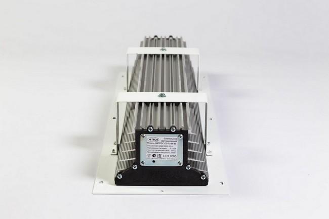 Светодиодный взрывозащищенный светильник АЗС NT-OIL 100Вт Ex