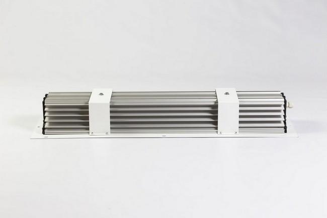 ОсвещениеАЗС - светодиодный светильник NT-OIL 115Вт Л