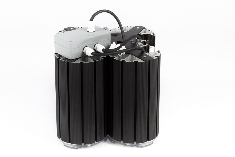 Промышленный светильник с линзами X-RAY 200 Л