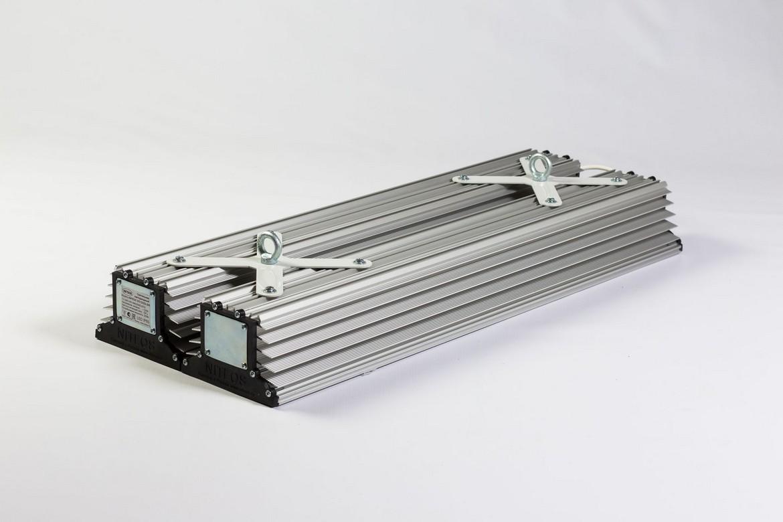 Подвесной промышленный LED светильник NT-PROM 230Вт с линзам