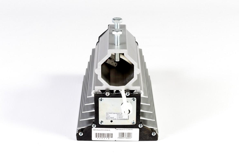 Уличный взрывозащищенный светильник (с линзами) NT-WAY 40 Л Ex