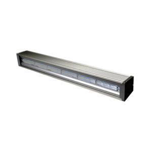 Светодиодный линейный светильник Архи 120Вт 1200х75х68мм