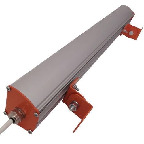 Взрывозащищенный светодиодный линейный светильник Поларис 50 АО 2Ех 50Вт