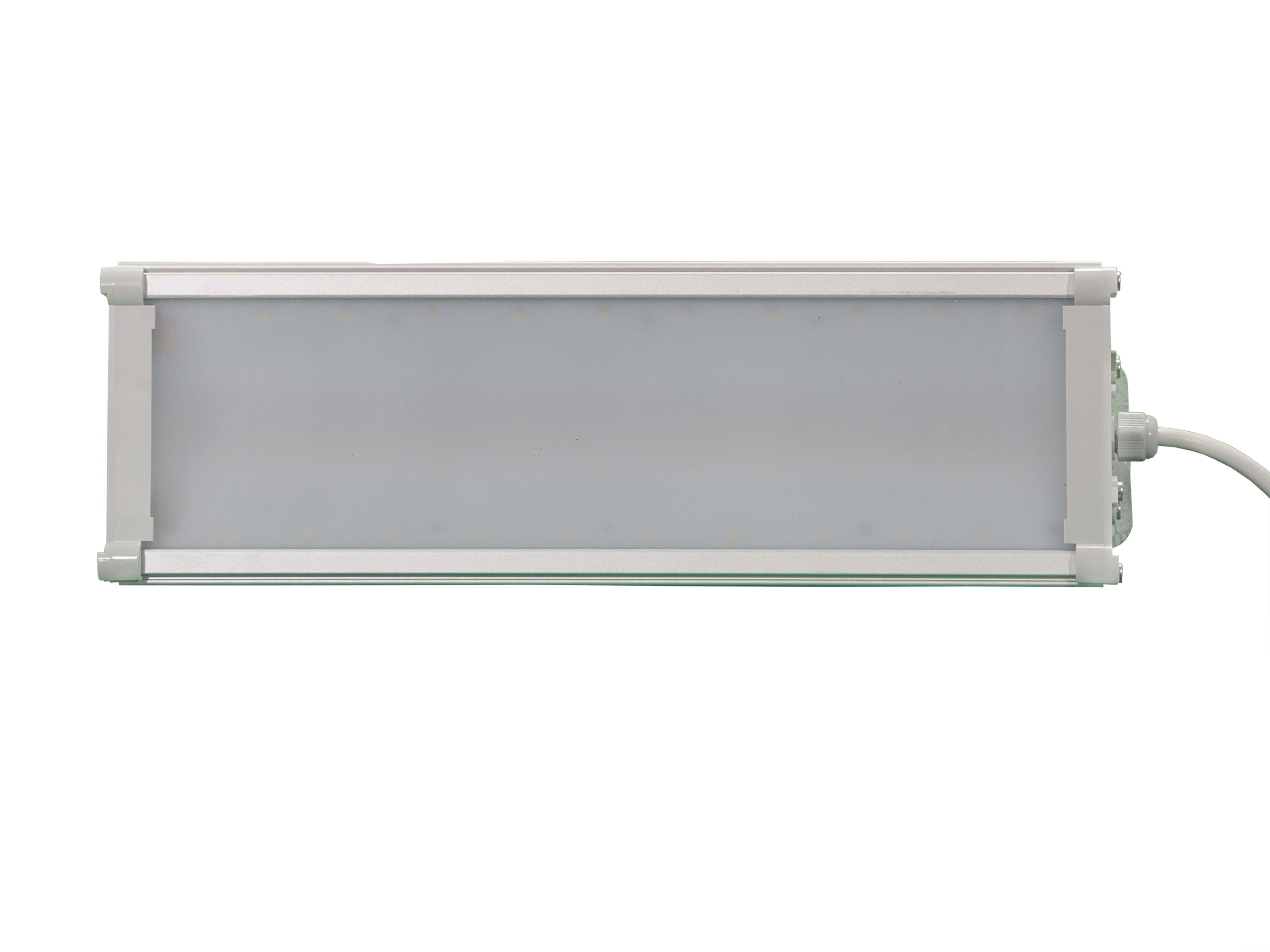 Промышленный светодиодный светильник ДСП-Алюм-44 Стандарт 44Вт 4171Лм
