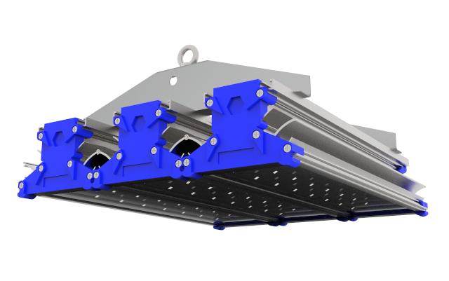 Промышленный светодиодный светильник ДБП-003-150 150Вт 17472Лм
