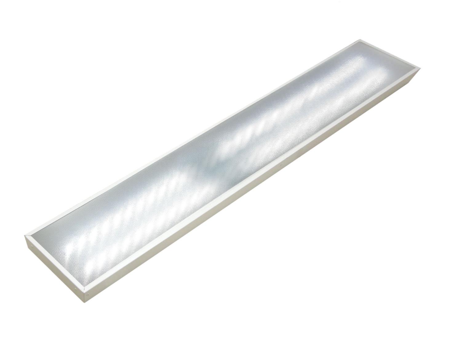 Офисный светодиодный светильник Айсберг Премиум-40 40Вт 5252Лм