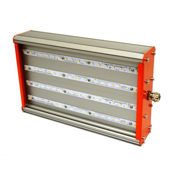 Взрывозащищенный аварийный светодиодный светильник Орион 1Ex 40Вт