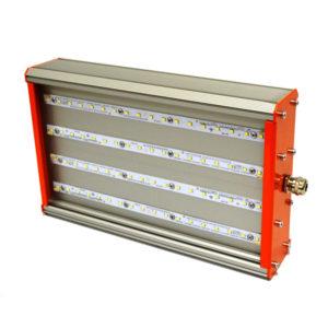Аналог Вэлан 73 120 Вт взрывозащищенный светильник Орион 120 1Ех