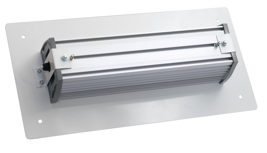 Cветодиодный светильник для АЗС OPTIMA-РS-013-120-50