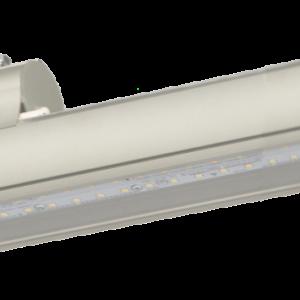 Уличный светодиодный светильник со вторичной оптикой LONG-S1-40 L1,2 OPTIC