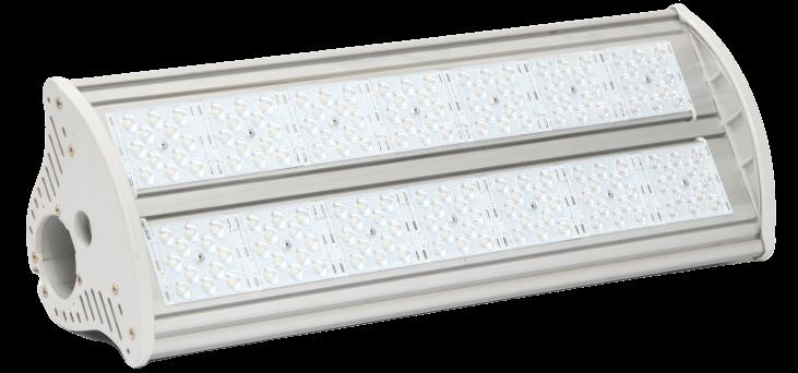 Промышленный светодиодный светильник со вторичной оптикой MIRAGE-P1-160 OPTIC