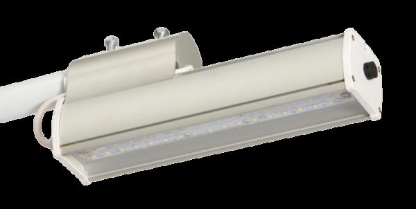 Уличный светодиодный светильник со вторичной оптикой LONG-S1-10 OPTIC