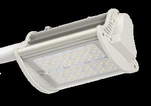 Уличный светодиодный светильник со вторичной оптикой MIRAGE-S1-90 OPTIC