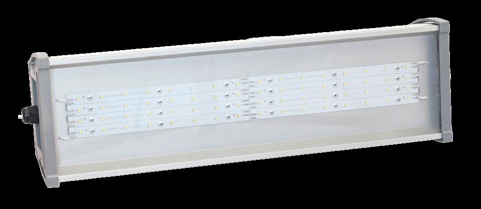 Уличный светодиодный светильник 48 Вт OPTIMA-S-013-45-50