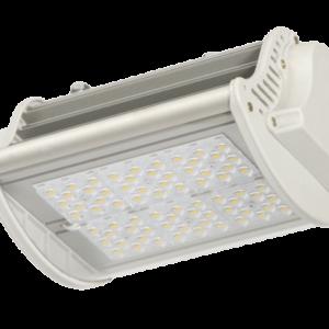 Уличный светодиодный светильник со вторичной оптикой MIRAGE-S1-70 OPTIC