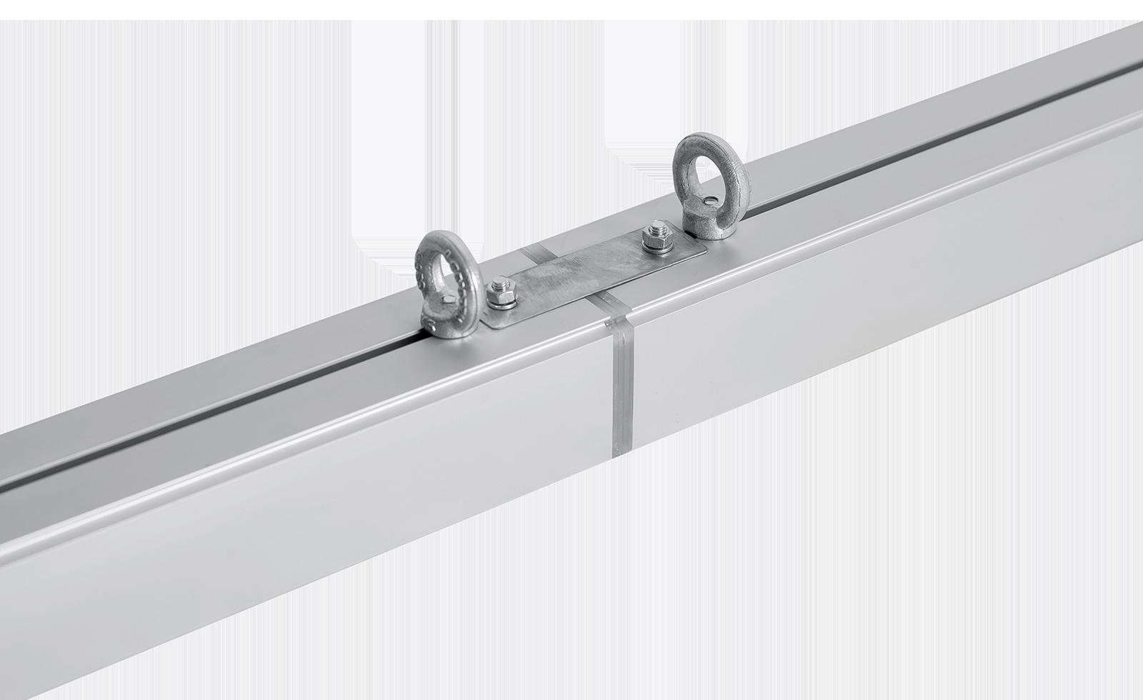 Линейный торговый светодиодный светильник LINE-T-013-33-50r