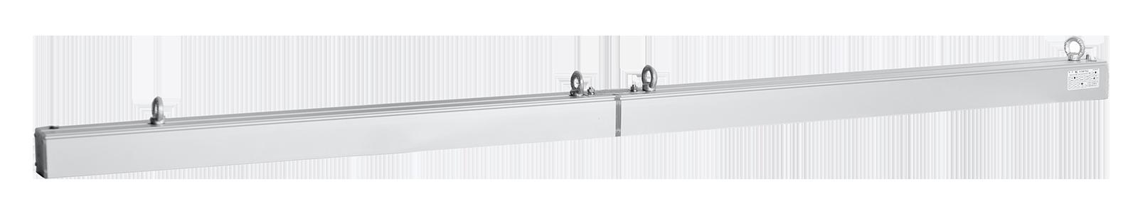 Линейный торговый светодиодный светильник LINE-T-013-56-50r