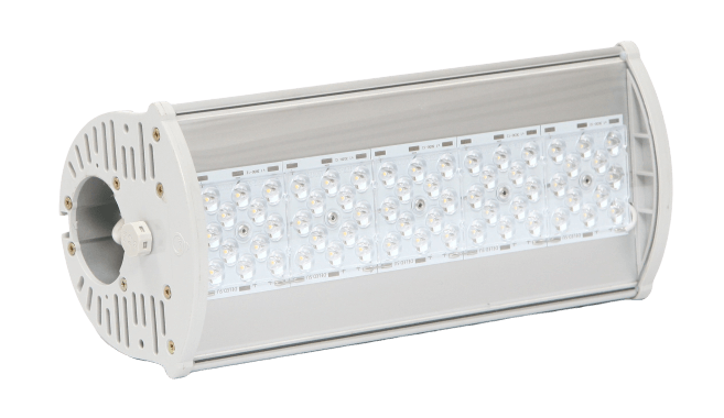 Архитектурный светодиодный светильник со вторичной оптикой OPTIMUS-ARC-60 OPTIC