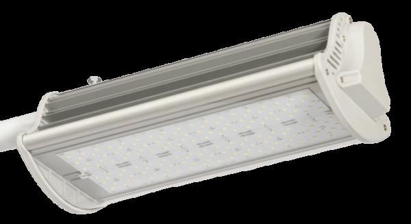 Уличный светодиодный светильник со вторичной оптикой MIRAGE-S1-100 OPTIC