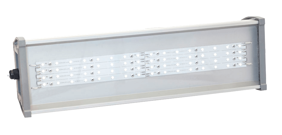 Уличный светодиодный светильник 38 Вт OPTIMA-S-013-38-50