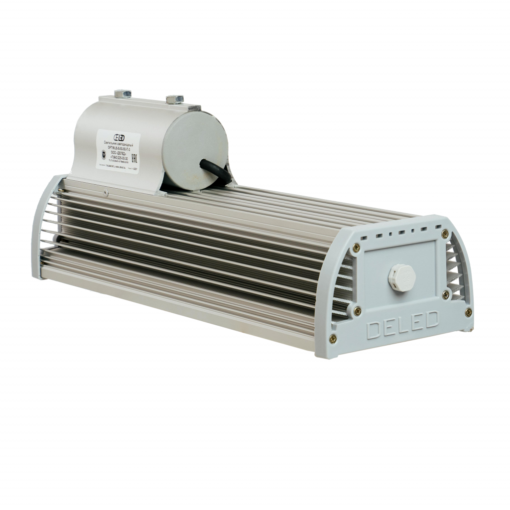 Уличный светодиодный светильник OPTIMUS-S1-100