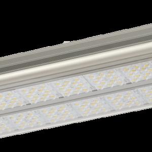 Уличный светодиодный светильник со вторичной оптикой MIRAGE-S1-320 OPTIC