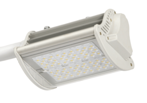 Уличный светодиодный светильник со вторичной оптикой MIRAGE-S1-50 OPTIC