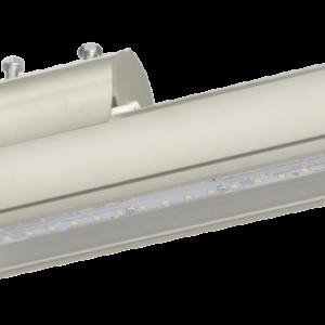 Уличный светодиодный светильник со вторичной оптикой LONG-S1-20 OPTIC